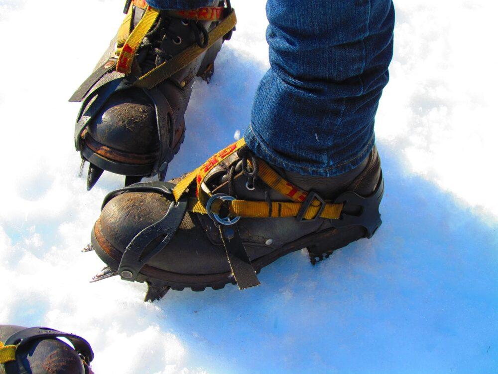 Velg riktige brodder til skoene dine Fjellsko