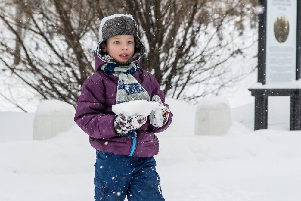 Vinterstøvler til barn